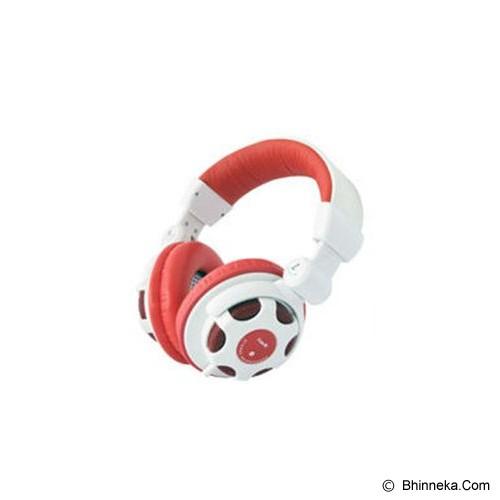HAVIT Stylish Headphone [HV-ST039] - Red - Headset Pc / Voip / Live Chat